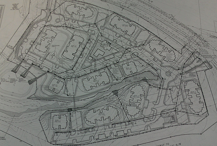 Greenfield Parkway Apartments Plan