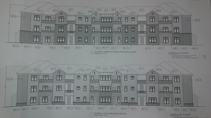 Greenfield Parkway Apartments Design