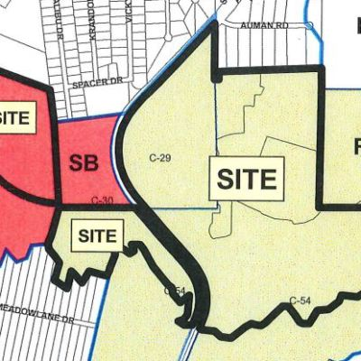 Subdivision Plan Request for 589 Homes Off 401