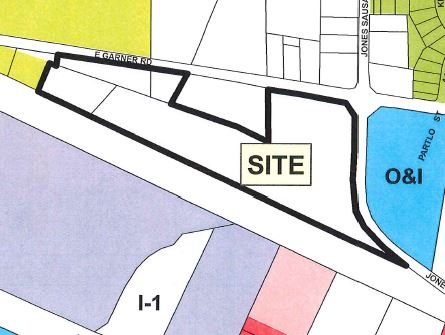 Request Filed for 9 lot 19.11 acres Commercial Subdivision or Business Park