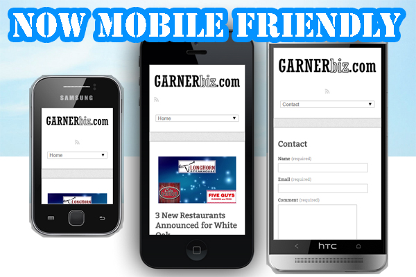 Now Mobile Friendly