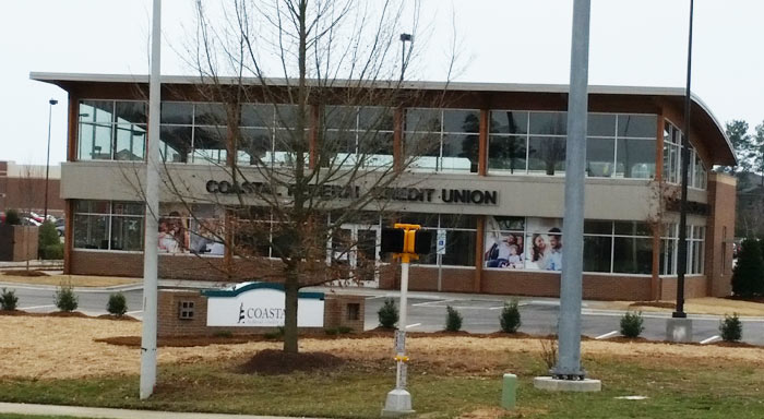 New Coastal Federal Credit Union Building Opens