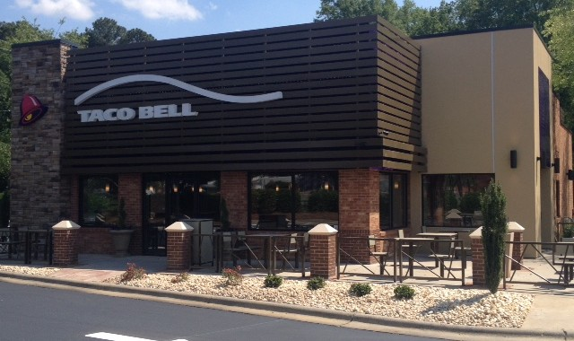 Taco Bell Opens on HWY70
